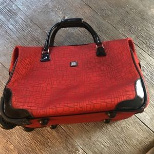 Diane Von Furstenberg Vintage Travel Bag